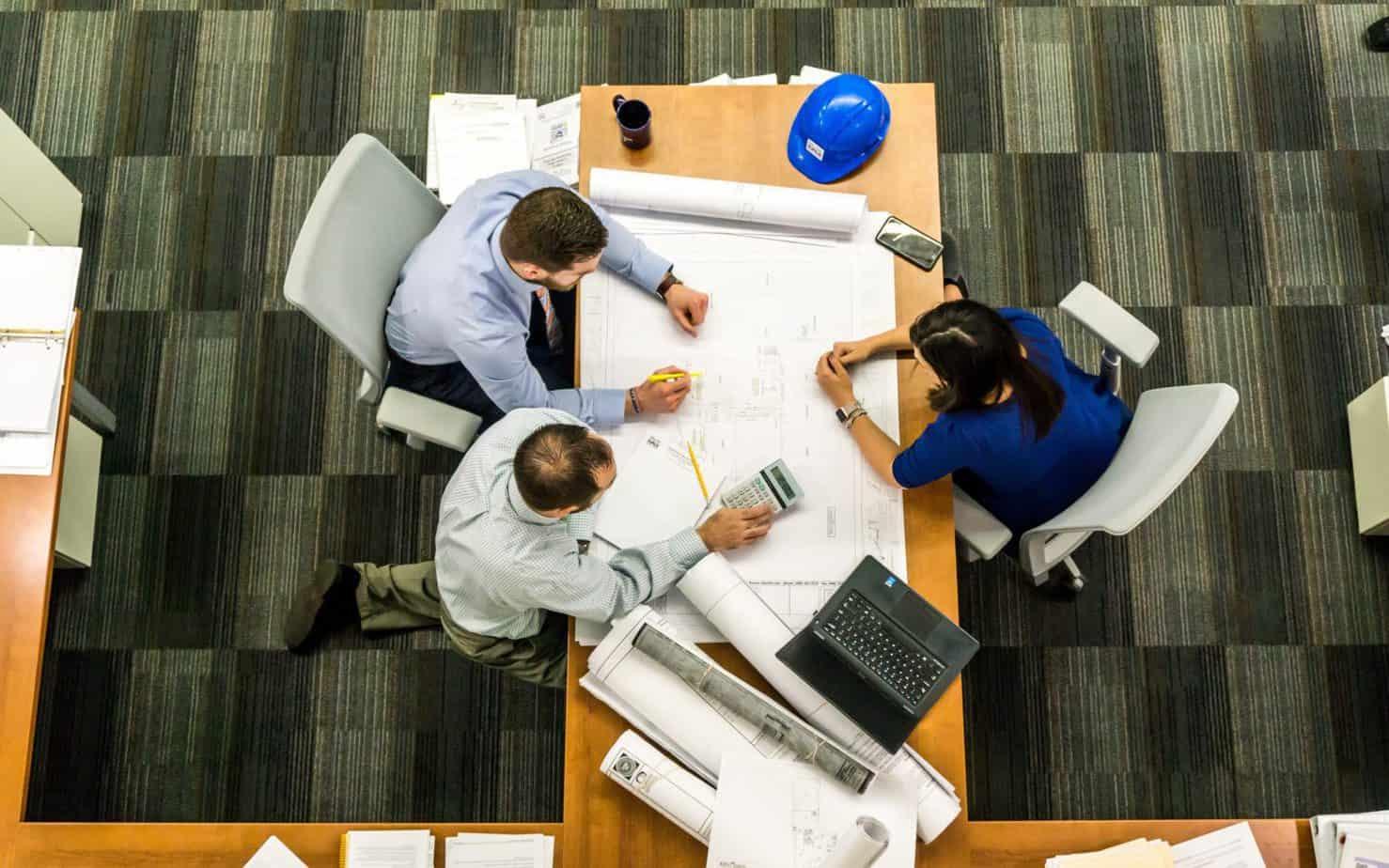 Photo of Custom Home Design Meeting