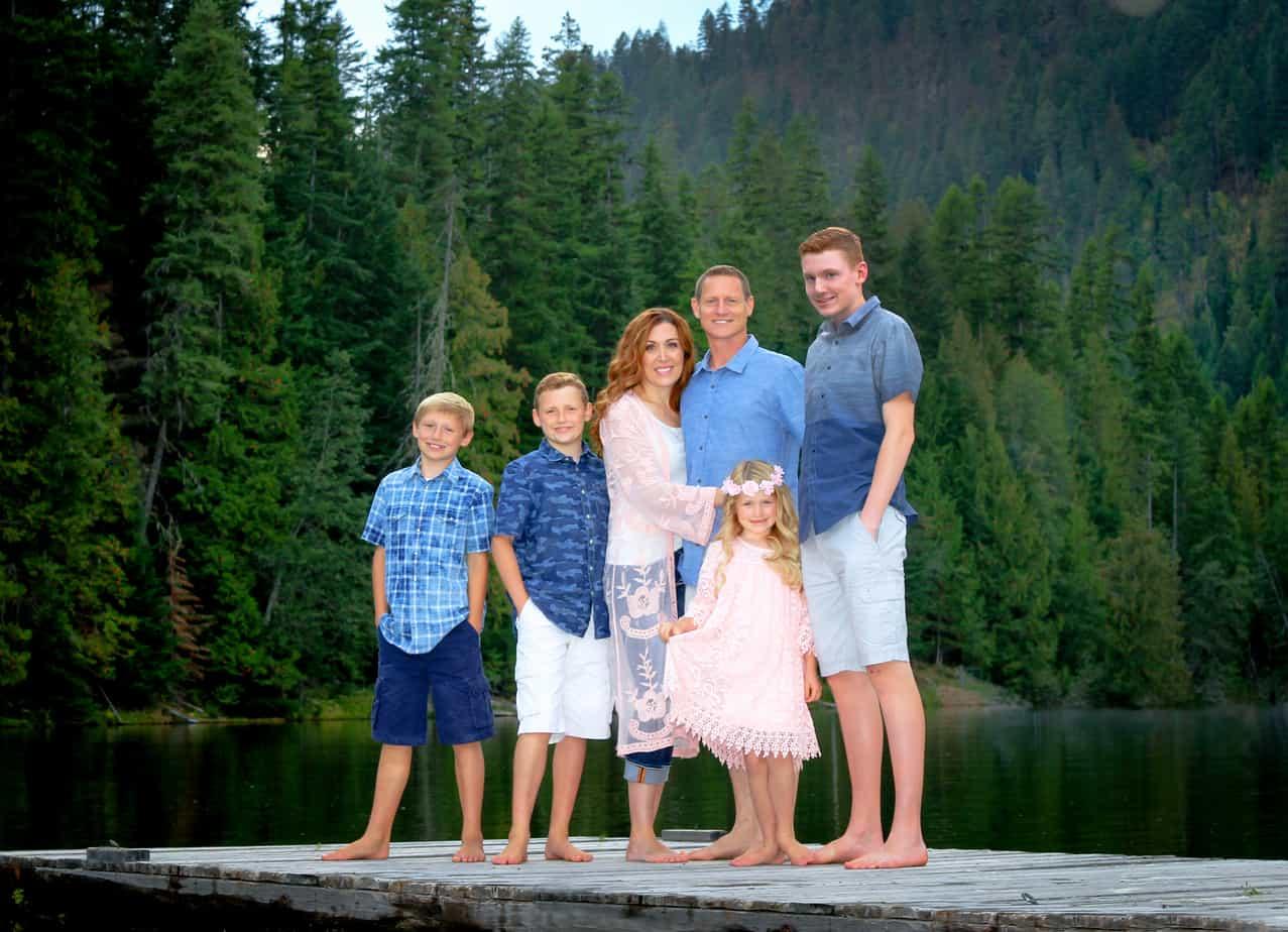 Lewis Family Photo